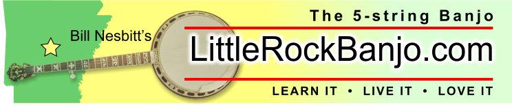 Little Rock Banjo -- Cripple Creek
